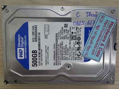11235-Western-500GB