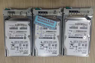 Cứu dữ liệu máy chủ SAS 300GB