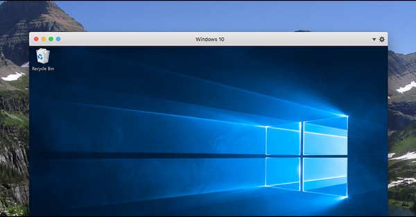 cài Windows cho Mac qua Boot Camp