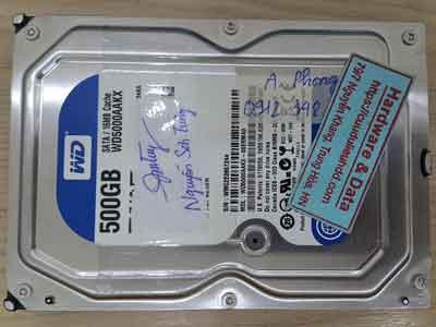 12512-Western-500GB